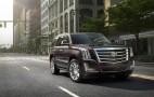2015 Cadillac Escalade, Shanghai Auto Show, Audi Plans Q6: What's New @ The Car Connection