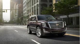 2015 Cadillac Escalade Platinum