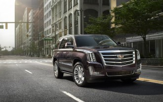 2015 Cadillac Escalade Gets Quickest Refresh Ever, Plus $90,270 Platinum Edition