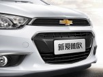 2015 Chevrolet Aveo (Chinese spec)