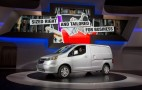 2015 Chevrolet City Express Small Van Launched At Chicago Auto Show