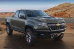 2016 Chevy Colorado Diesel: Specs And ZR2 Off-Road Concept From 2014 LA Auto Show