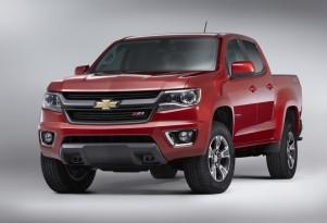 2015 Chevy Colorado: LA Auto Show Video