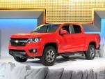 2015 Chevrolet Colorado, 2013 Los Angeles Auto Show