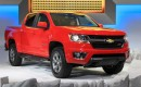 2015 Chevy Colorado, GMC Canyon Gas Mileage: 20 Or 21 MPG Combined For V-6