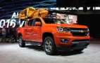 2015 Chevrolet Colorado GearOn Edition Live Photos: 2015 Chicago Auto Show