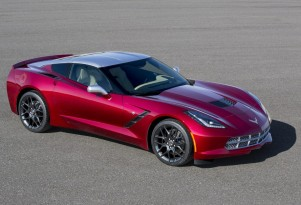 2015 Chevrolet Corvette Stingray personalized by KISS member Paul Stanley, 2014 SEMA show