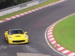 2015 Chevrolet Corvette Z06 at the Nürburgring