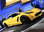 2015 Chevrolet Corvette Z06 live photos, 2014 Detroit Auto Show