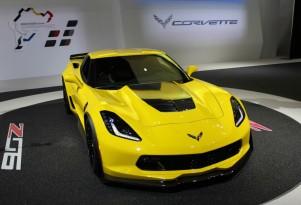 2015 Chevrolet Corvette Z06  -  2014 Detroit Auto Show live photos