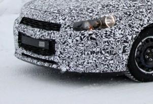 2015 Chevrolet Cruze Spy Shots