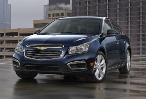 New 2016 Chevy Cruze To Sell Alongside Older 'Cruze Limited'