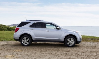 2015 Chevrolet Equinox Photos