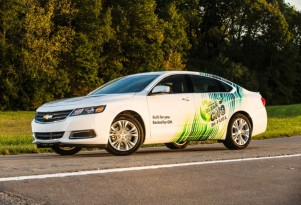 Chevy Impala Natural-Gas Version Delayed By A Year Over Unspecified Concerns