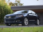 2015 Chevrolet Impala Gets Start-Stop, But Hybrid 'Eco' Gone