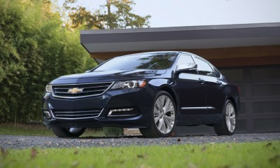 2015 Chevrolet Impala Photos
