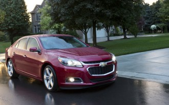 2013-2015 Chevrolet Malibu Recalled For Sunroof Switch Glitch