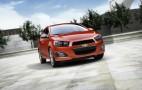 GM Recalls 2014-15 Chevrolet Spark, 2015 Chevrolet Sonic, 2006-10 Hummer H3, 2009-10 Hummer H3T