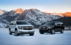 2015 Chevy Tahoe, GMC Yukon Denali, Chevrolet Suburban: First Drives