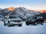 2015 Chevrolet Suburban & Tahoe