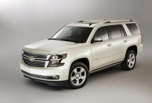 2015 Chevrolet Tahoe, GMC Yukon Earn Top Crash-Test Ratings