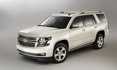2015 Chevrolet Tahoe Photos