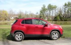 2015 Chevrolet Trax: Gas Mileage Review Of Small SUV