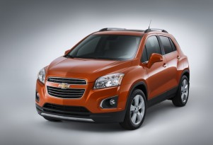 2015 Chevrolet Trax Crossover: Price To Start At $21,000