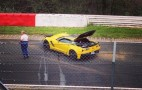 2015 Chevy Corvette Z06 Crashed At The 'Ring