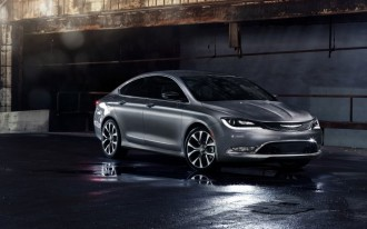 2015 Chrysler 200: First Drive