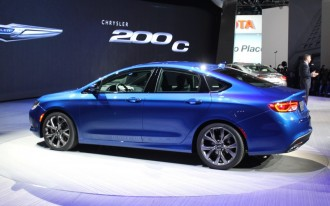 2015 Chrysler 200 Video Preview: 2014 Detroit Auto Show