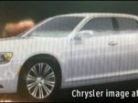 2015 Chrysler 300 leaked (Image via Allpar)
