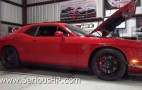 Hellcat Converted To E85 Sees 753 Rear-Wheel Horsepower: Video