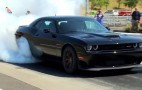 Here's A Challenger SRT Hellcat Burnout To Celebrate Official $59,995 Price Tag: Video
