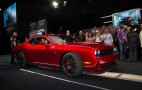 Watch Dodge Build The 2015 Challenger SRT Hellcat With VIN0001: Video