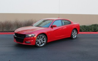 2015 Dodge Charger R/T: Quick Drive