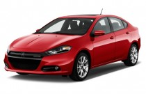 2015 Dodge Dart 4-door Sedan GT Angular Front Exterior View