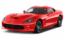 2015 Dodge SRT Viper 2-door Coupe SRT Angular Front Exterior View
