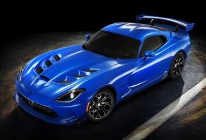 2015 Dodge Viper SRT TA 2.0