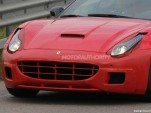 2015 Ferrari California replacement spy shots