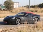 2015 Ferrari California replacement test mule spy shots