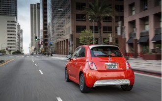 2013-2015 Fiat 500E Recalled For Software Flaw