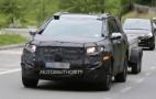 2015 Ford Edge Spy Shots