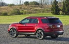 Next Ford Explorer To Adopt Rear-Wheel-Drive Platform, Spawn Lincoln: Report