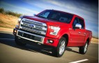 2015 Ford F-150 Aluminum Pickup Body Points Toward Fuel-Economy Gains
