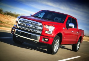 2015 Ford F-150: Insurance Rates Hold Steady, Despite Aluminum Body