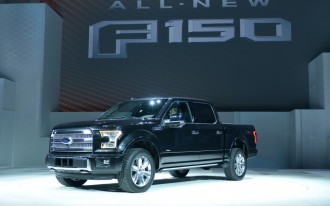 Market-Changing 2015 Ford F-150 Puts It All In Perspective At Detroit