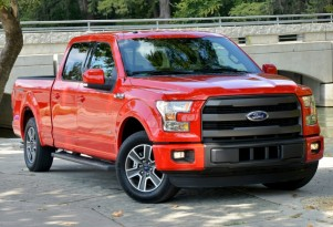 Ford Says Lightweight Aluminum For Trucks Only: No Cars Coming