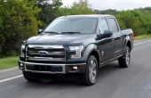 2015 Ford F-150 Photos