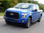 2015 Ford F-150 Aluminum-Body Pickup: Mixed IIHS Safety Scores